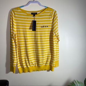 Banana republic ooh lala pullover sweater